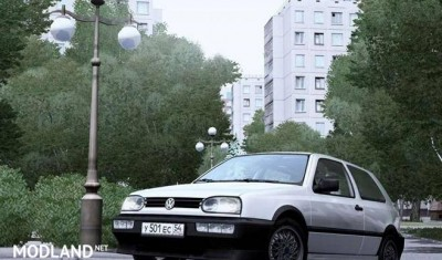 Volkswagen Golf MKIII [1.5.4], 3 photo